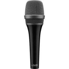 DM-9 Microfono per cantanti Tipo di trasmissione:Cablato incl. morsetto