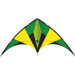 Aquilone acrobatico Active loop Larghezza estensione 1600 mm Intensità del vento 5 - 6 bft