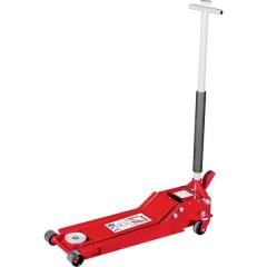 Cric a carrello 1.5 t Altezza operativa: 7 - 61 cm