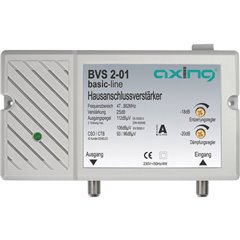 BVS 2 -01 Amplificatore per TV via cavo 25 dB