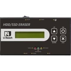 Evidence Eraser 1 parte Stazione di cancellazione per hard disk SATA, IDE con funzione di cancellazione