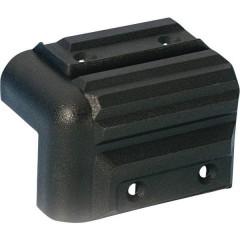 Angolo per altoparlante (L x L) 56 mm x 36 mm Plastica 1 pz.