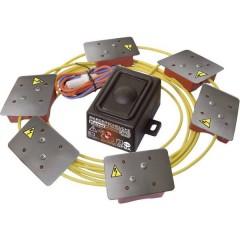 Antimartore con protezione ottica, con piastre ad alta tensione, impermeabile 12 V 1 pz.