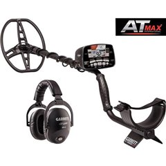 AT MAX International Metal detector digitale, acustico