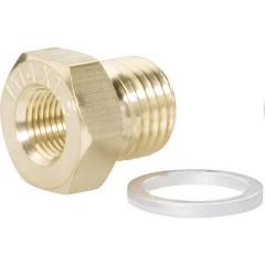 Adattatore filettatura Sensore temperatura olio, Trasduttore pressione olio M14 x 1.5