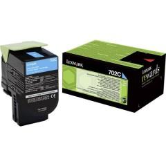 Toner 702C CS310 CS410 CS510 Originale Ciano 1000 pagine