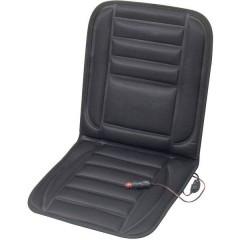 Rivestimento riscaldante per sedile Comfort 12 V 2 livelli di calore Nero
