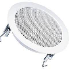Altoparlante da incasso DL 18/2 70 W 8 Ω Bianco crema 1 pz.