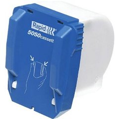5050cassette Cassetta punti metallici 5000 pz. 5.000 Pz/Conf Capacità di impilatura: 50 fogli (80 g/m²)