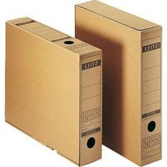 Contenitore per archivio 70 mm x 325 mm x 265 mm Cartone ondulato Marrone naturale 1 pz.
