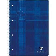 blocco college colori assortiti DIN A4 quadretti Numero di fogli: 80