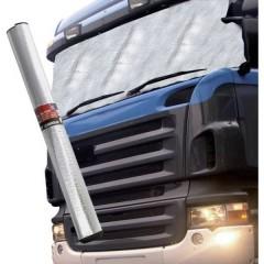 Copertura vetri auto superficie in alluminio, oscuramento (L x A) 255 cm x 100 cm Camion, SUV, Van, Bus