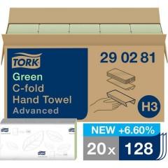 Asciugamani di carta Verde 20 Pz/Conf 20 pz.