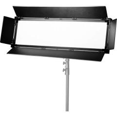 2400 Bi Color Flat Lampada fotografica LED per video Numero di LED=2400