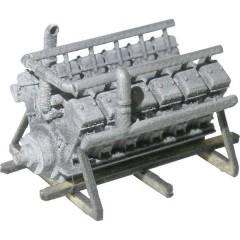 N Blocco motore BR V 200 N