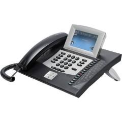 COMfortel 2600 Sistema telefonico ISDN Segreteria telefonica, Collegamento cuffie Display touch Nero, Argento