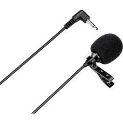 RF-MIC-160 a clip Lavalier Microfono vocale Tipo di trasmissione:Analogico incl. morsetto