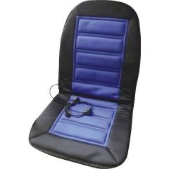 Cuscinetto riscaldante Color 12 V 2 livelli di calore Nero, Blu