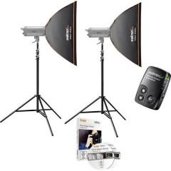 Kit accessori lampeggianti VC Excellence Studioset Master 300