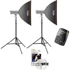 Kit accessori lampeggianti VC Excellence Studioset Master 400