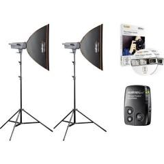 Kit accessori lampeggianti E Excellence Studioset Artist 400
