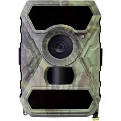 X-Trail 3.0 FullHD Camera outdoor 12 MPixel LED neri, Registrazione rumori Mimetico