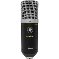 EM-91CU Microfono USB da studio Alloggiamento in metallo, incl. ragno, incl. cavo
