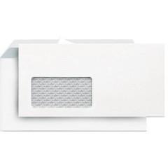 Busta commerciale DL 500 Pz/Conf Bianco
