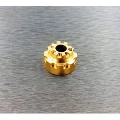 Pezzo tuning samix TRX-4 brass Diff. case SAMtrx4-4066