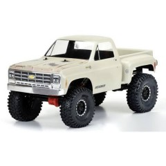 Carrozzeria Crawler 1978 Chevy K-10 Karo klar (Cab & Bed)