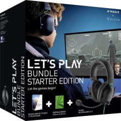 Let´s Play Bundle – Starter Ediition Versione completa, 1 licenza Windows Editing video