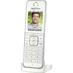 FRITZ!Fon C6 Telefono cordless VoIP Segreteria telefonica, Telefono per bambini (babyphone), Vivavoce, Codice PIN