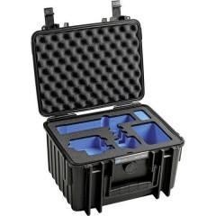outdoor.cases Typ 2000 Valigetta rigida per fotocamera Misura interna (LxAxP)=250 x 155 x 175 mm Impermeabile