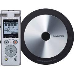 DM-720 Meet & Record Kit Small Registratore vocale digitale Tempo di registrazione (max.) 985 h Argento incl. 1