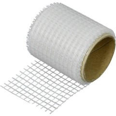 Nastro adesivo in tessuto per carrozzeria Bianco Lunghezza 2 m 1 pz.