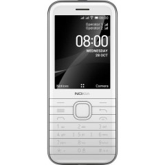 Cellulare 8000 4G Opale, Bianco