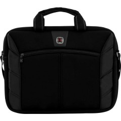 Borsa per Notebook Sherpa Double Slimcase Adatto per massimo: 40,6 cm (16) Nero