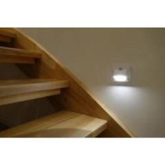 Grada Sensor Mini lampada con sensore di movimento LED (monocolore) Bianco