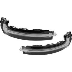 LEDriving® White Edition Indicatori di direzione per specchietti retrovisori Audi A3, S3,