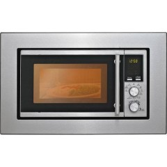 EBM-G 880E Forno a microonde acciaio inox 700 W Funzione grill, A incasso
