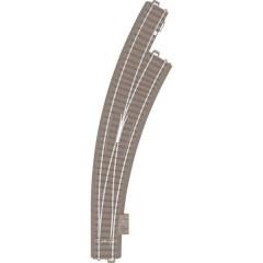 H0 Trix C Scambio, destro, sottile 30 ° 515 mm
