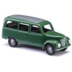 H0 Framo Bus verde