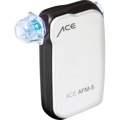 AFM-5 Etilometro Bianco 0 fino a 4 ‰ Visualizzazione tramite Smartphone