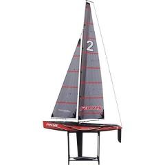 Barca a vela modello Focus V2 RtR 995 mm