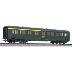H0 vagone passeggeri Schürzenwagen di SNCF 1./ 2. Classe