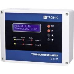 TS 2125 Termostato multifunzione -55 fino a 125°C