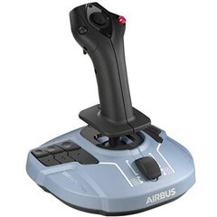 Civil Aviation Sidestick Airbus Edition Joystick USB PC Blu, Nero