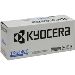 Toner TK-5140C Originale Ciano 5000 pagine