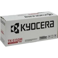 Toner TK-5150M Originale Magenta 10000 pagine