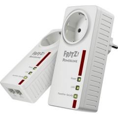 FRITZ!Powerline 1220E Set Powerline starter KIT 1.2 GBit/s